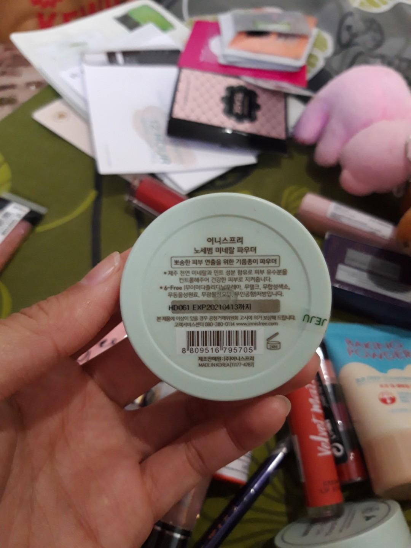 Mineral Powder No-Sebum