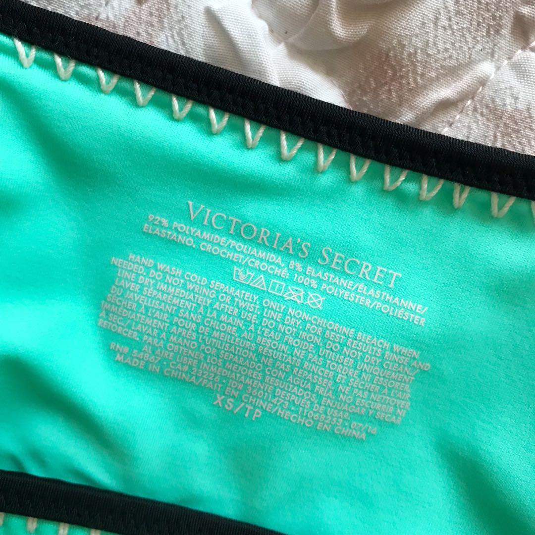 new Victoria's secret bikini swimsuit size 34C / XS