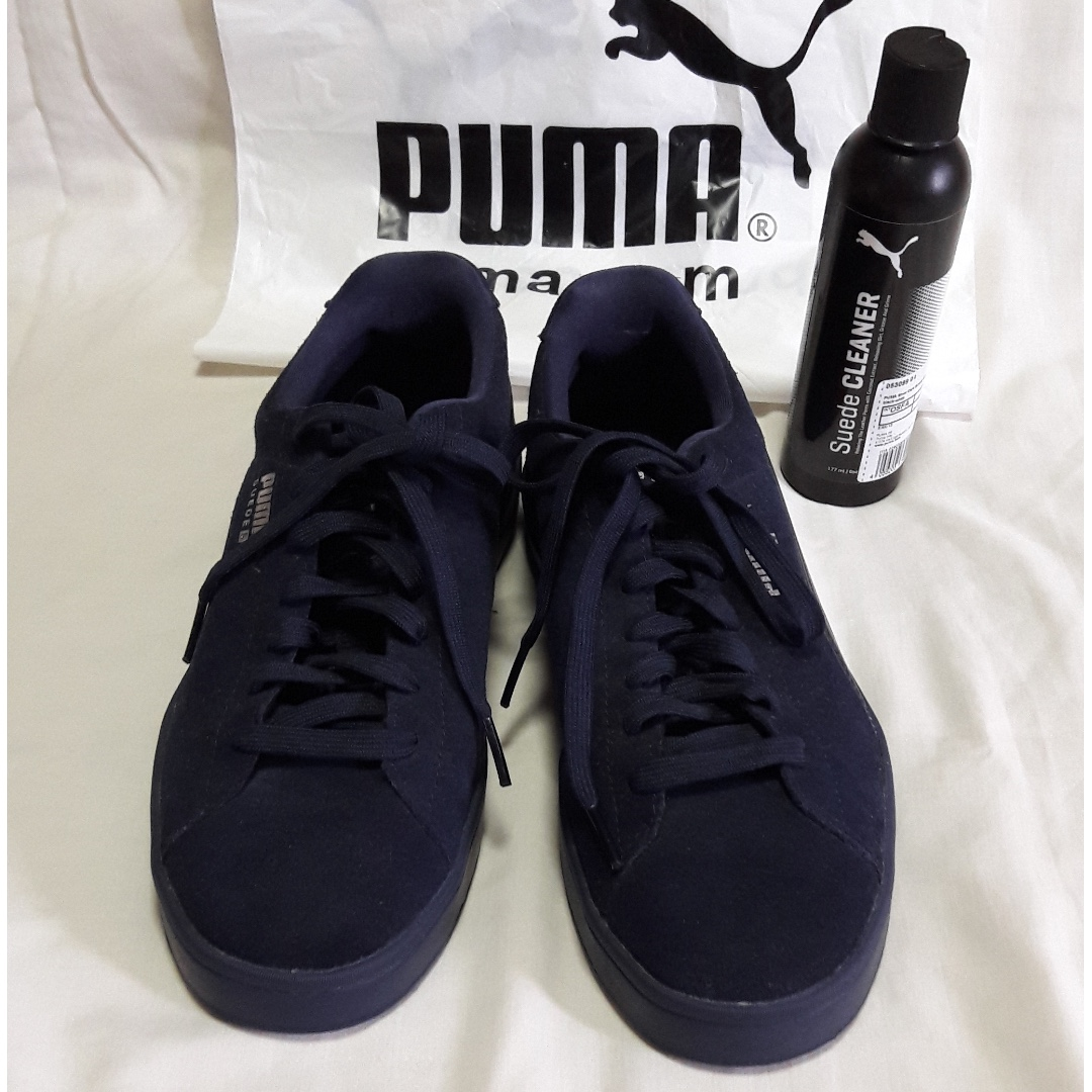 sports shoes 89665 ecd4f 😊PUMA suede blue SNEAKERS  , Men s Fashion, Footwear, Sneakers on ...