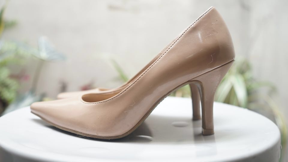 38f97b25b9 Payless nude pumps womens fashion shoes on carousell jpg 960x540 Payless  pumps