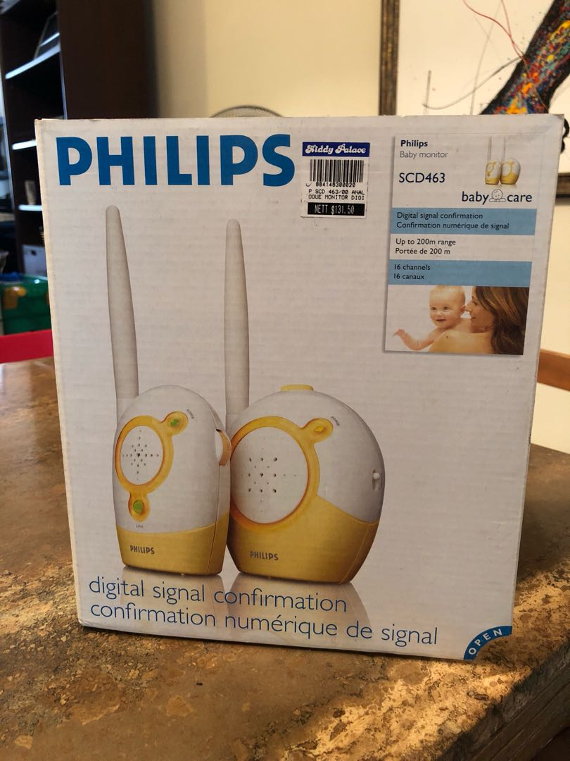 Baby Nett Babyphone Philips