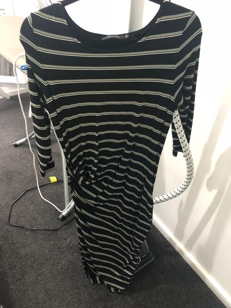 Portmans dress size L