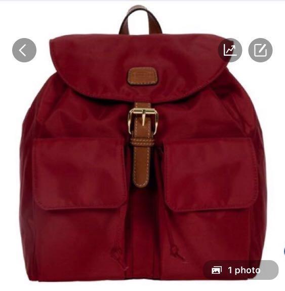 SALE] BN Bric's Travel Backpack, Women's