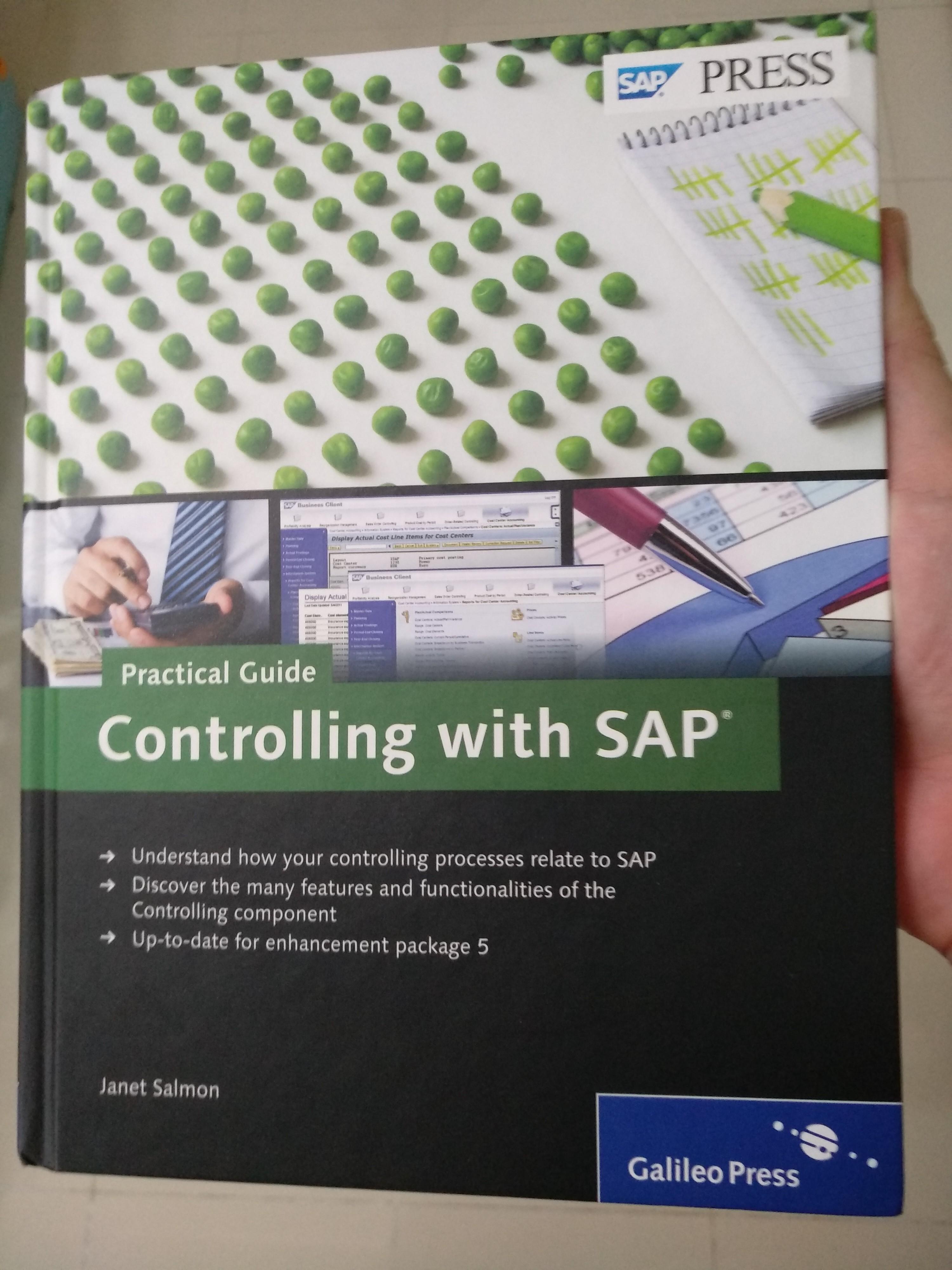 SAP Press FICO book selling cheap