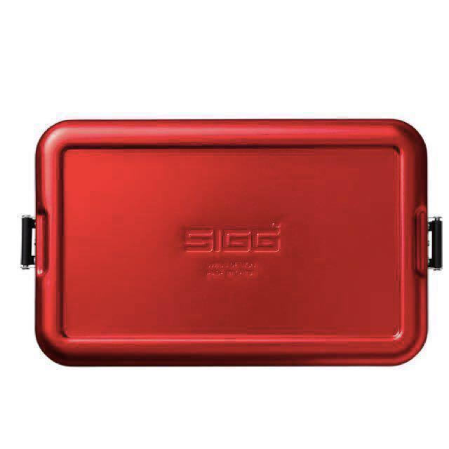Details about  /2018 SS18 Supreme Red Sigg Storage Metal Box Small And Large Set 100/% Authentic