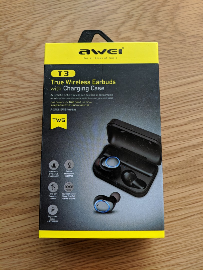 63bed60d8bc True wireless earphones, Electronics, Audio on Carousell