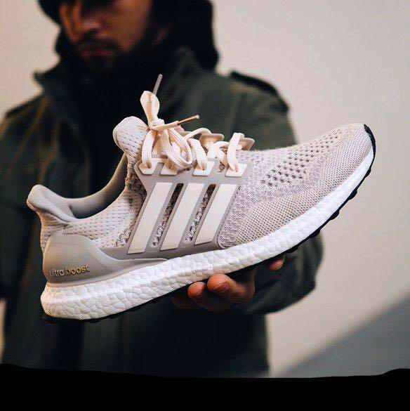 reputable site 26945 68776 Ultraboost 1.0 Cream Chalk, Men's Fashion, Footwear ...