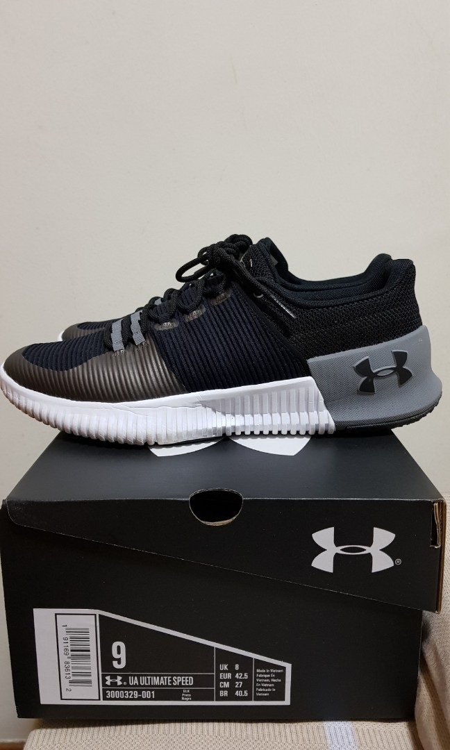 Under Armour Ultimate Speed US 9, Men's