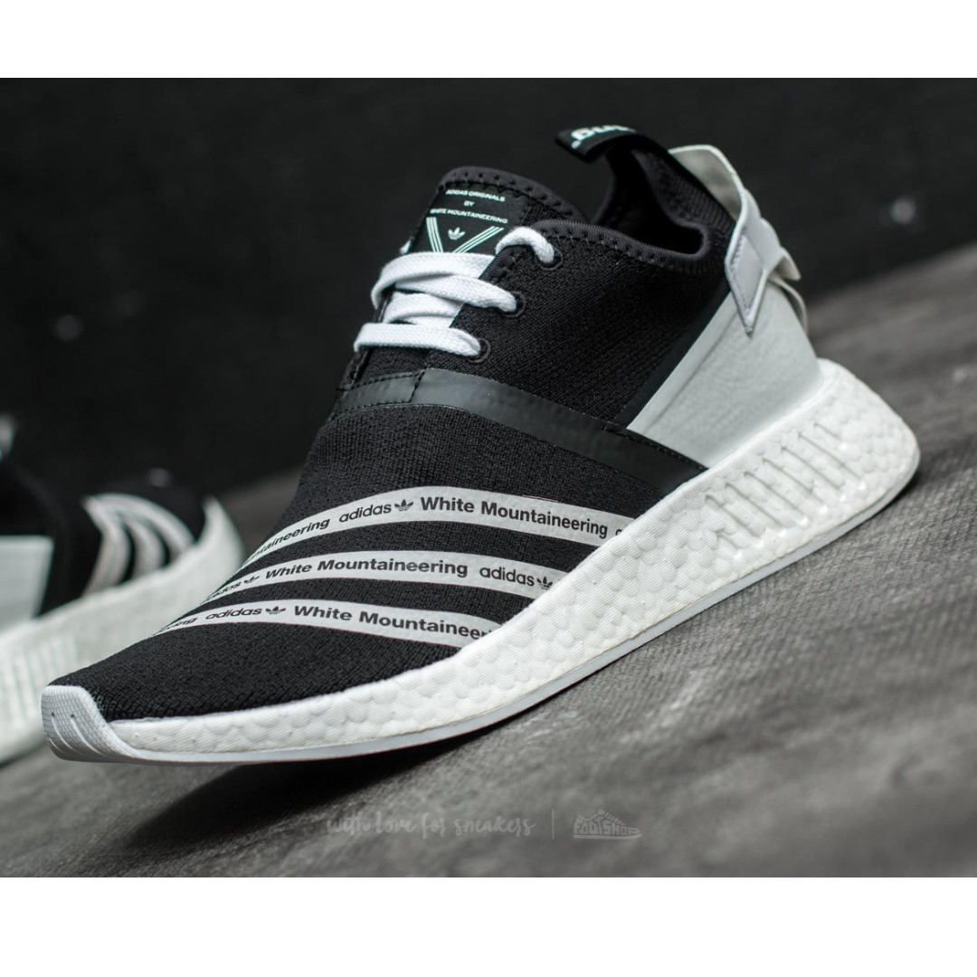 White Mountaineering NMD R2 acec21311