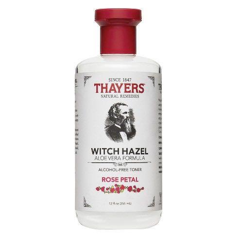Witch Hazel Toner!! 🤪🤪
