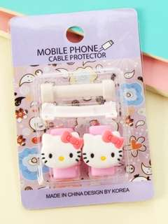 Cartoon Cable Protection Sleeve