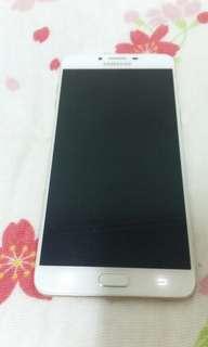 Samsung C9 PRO SM-C9000 爆屏 零件機 LED broken