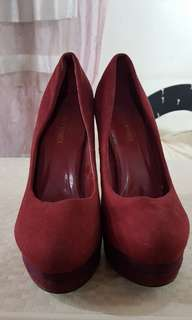 Red / Maroon Heels