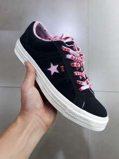 [Worn Once] Converse X Hello Kitty One Star OX