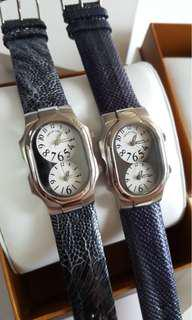 Philip Stein Dual Time (small / ladies)