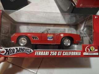 Hot wheels Ferrari 250 GT California