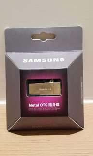 Samsung metal OTG 32G USB