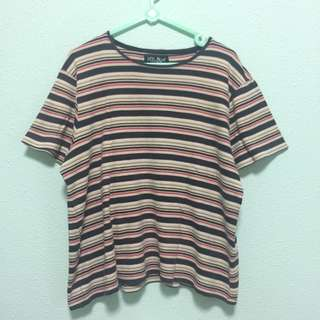 Assorted Vintage Striped Shirts