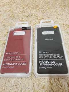 AUTHENTIC SAMSUNG GALAXY NOTE 8 COVER CASE