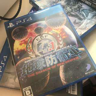 PS4 EDF Game