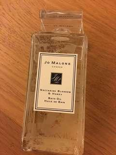 Jo Malone Bath oil 限量版 limited edition