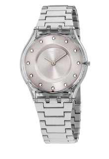 (全新)Swatch SFK393G超薄系列女錶