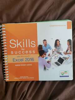 Skills for Success Excel 2016