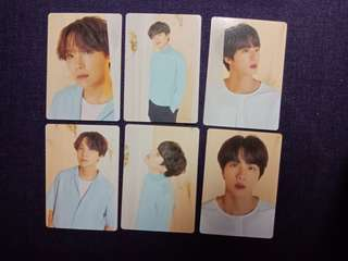 BTS LOVE YOURSELF MD