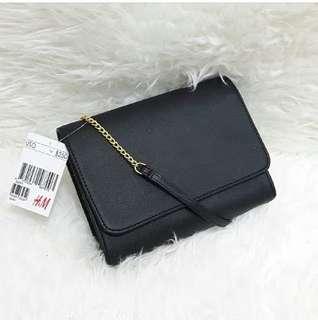 H&M Mini Sling Bag - Black