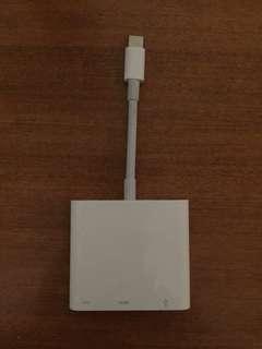 Apple USB-C Digital AV Multi-port Adapter