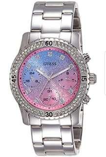GUESS confetti watch w0774l1