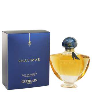 Shalimar Perfume By GUERLAIN FOR WOMEN 3 oz Eau De Parfum Spray