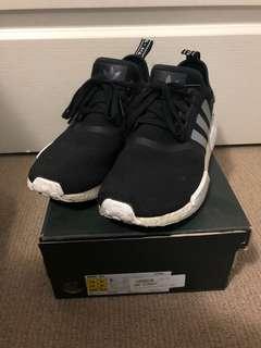 Adidas NMD Black and White