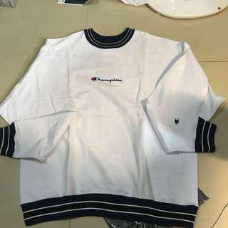 Beauty & Youth x Champion 長袖上衣 reverse weave