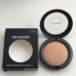 MAC Mineralize Skinfinish Natural Medium Plus