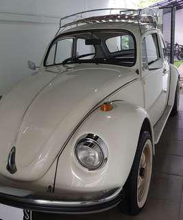 VW Kodok putih(nego)