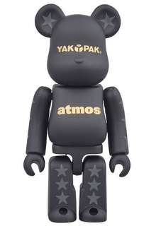 全新正版 Atoms Yak Pak 背囊 100% Be@rbrick medicom toy bearbrick