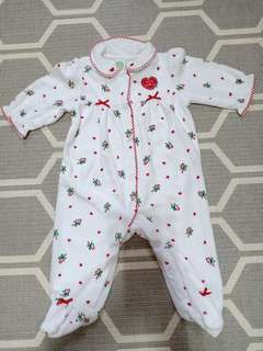 Onesie christmas outfit