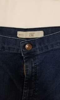 Top shop Joni high waisted skinny jeans