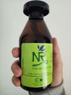 NR Hair Reactive Toner