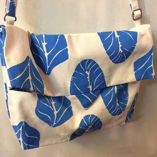LEAF SERIES (Canvas Flap Bag)