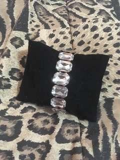 Diamond fashion bracelet - NEW