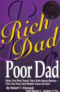 Rich Dad Poor Dad (E-book)