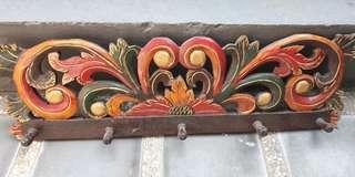 Kastop ukir lombok