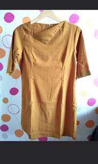 Dress eclaire