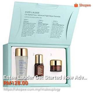 Estee Lauder advance night repair set