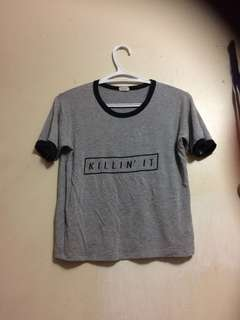 Brandy Melville killing it t shirt