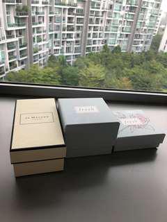 New boxes - Fresh / Jo Malone