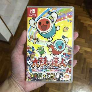 Taiko No Tatsujin Nintendo Switch (English)
