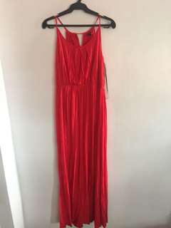 Forever21 Floor-length Maxi Dress